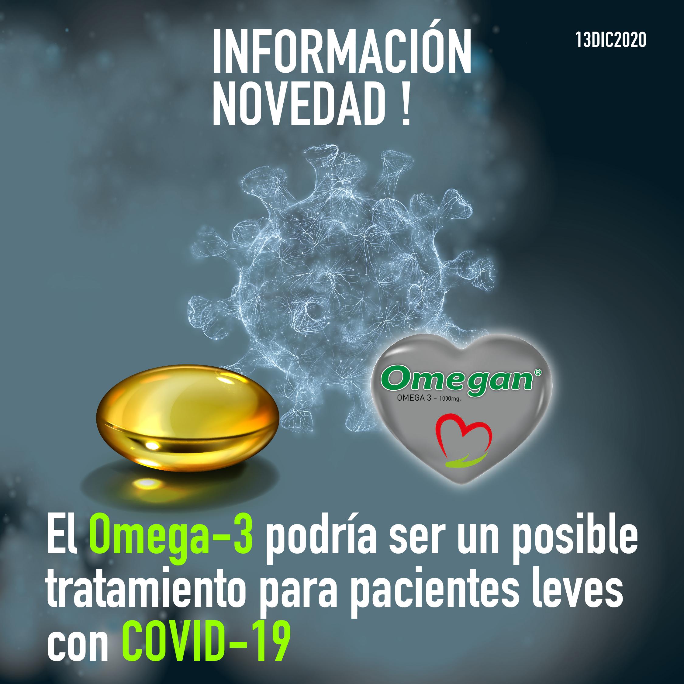 Omega 3 & Covid-19